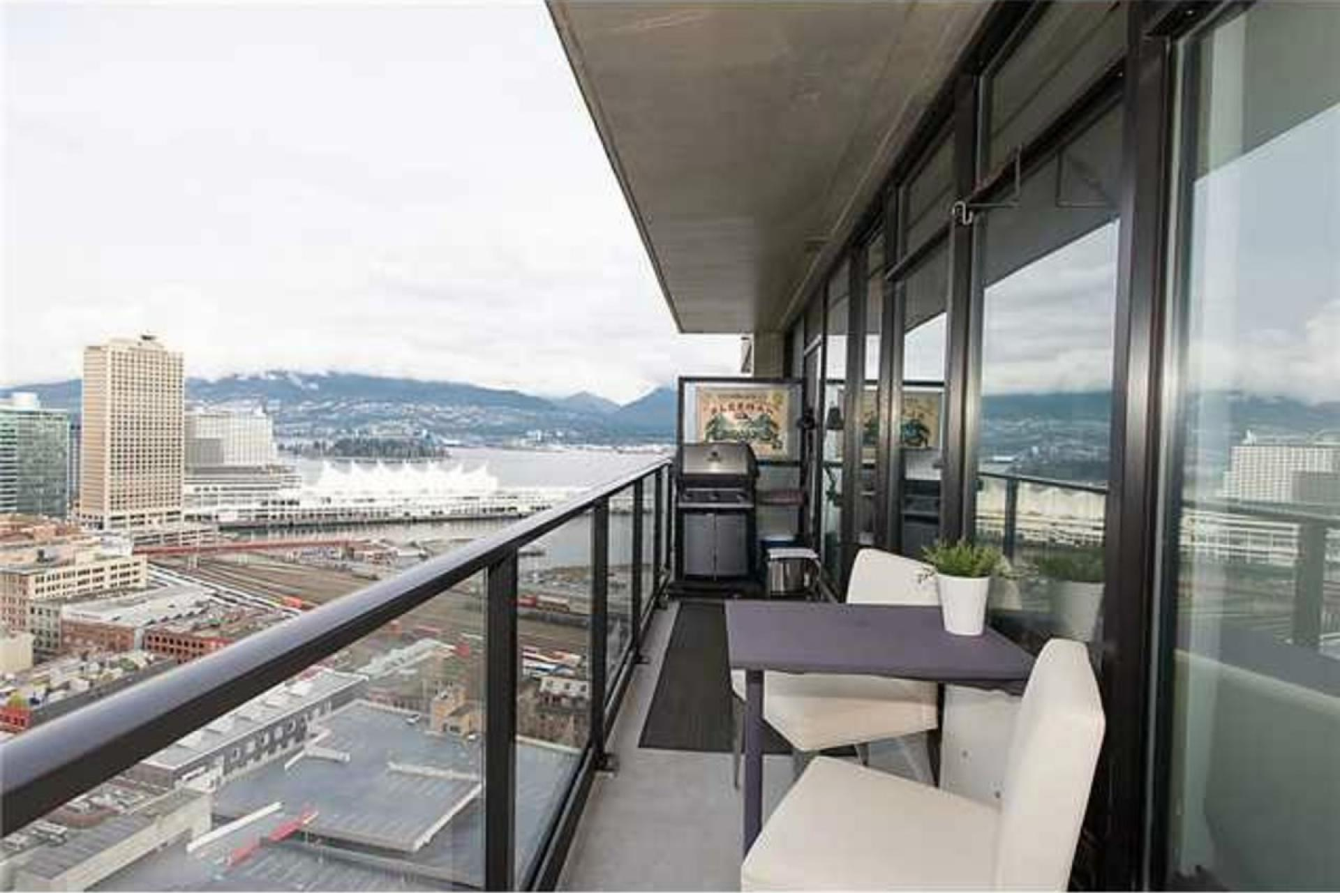 2808 - 108 West Cordova Street, Downtown VW, Vancouver West