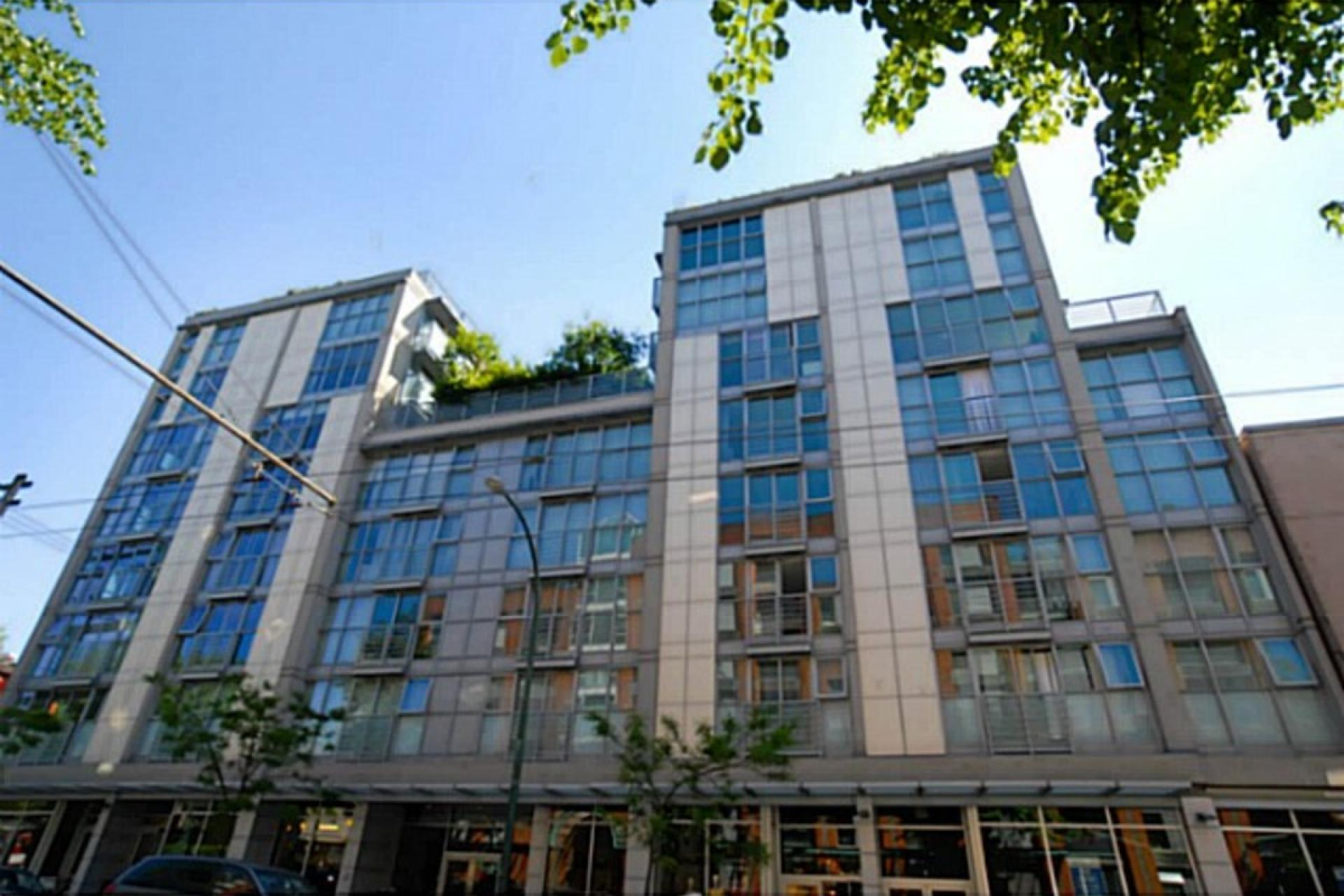 #505 - 168 Powell, Downtown VW, Vancouver West
