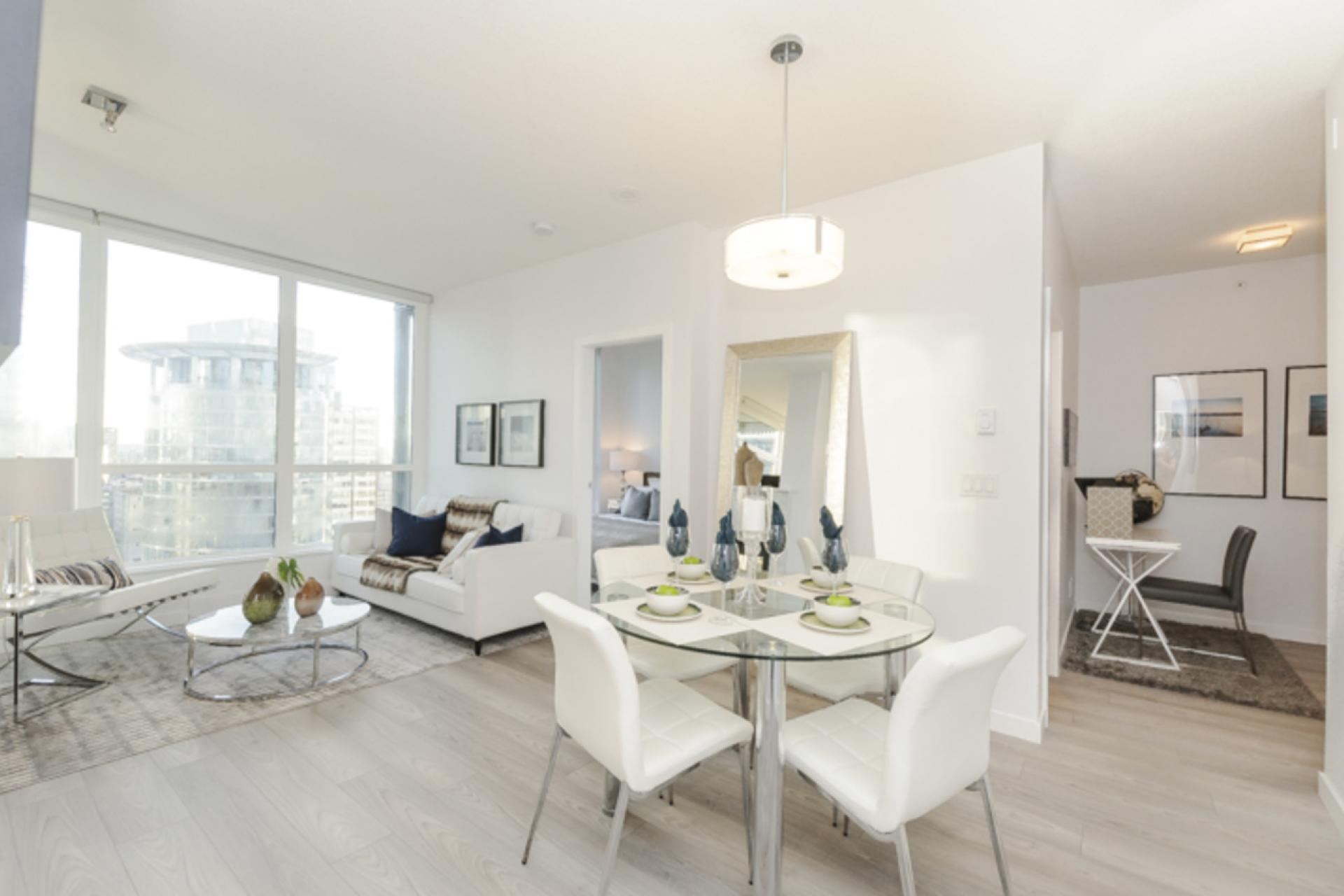 2202 - 1239 W Georgia Street, Coal Harbour, Vancouver West