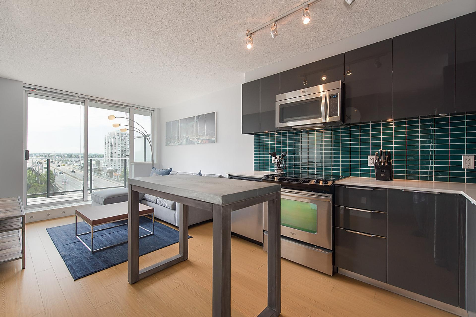 711 - 1325 Rolston Street, Downtown VW, Vancouver West
