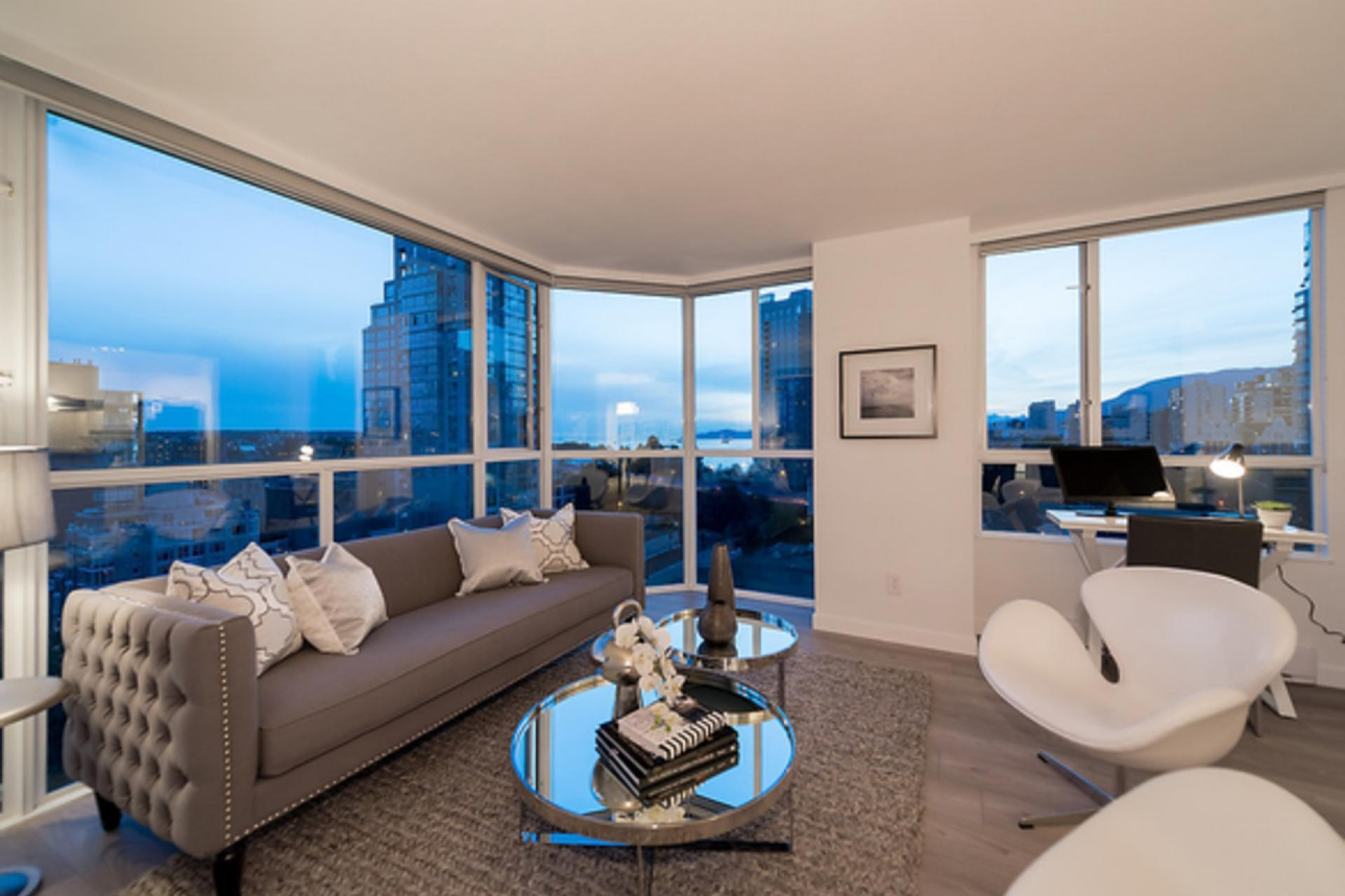 #908 - 888 Pacific Street, Yaletown, Vancouver West