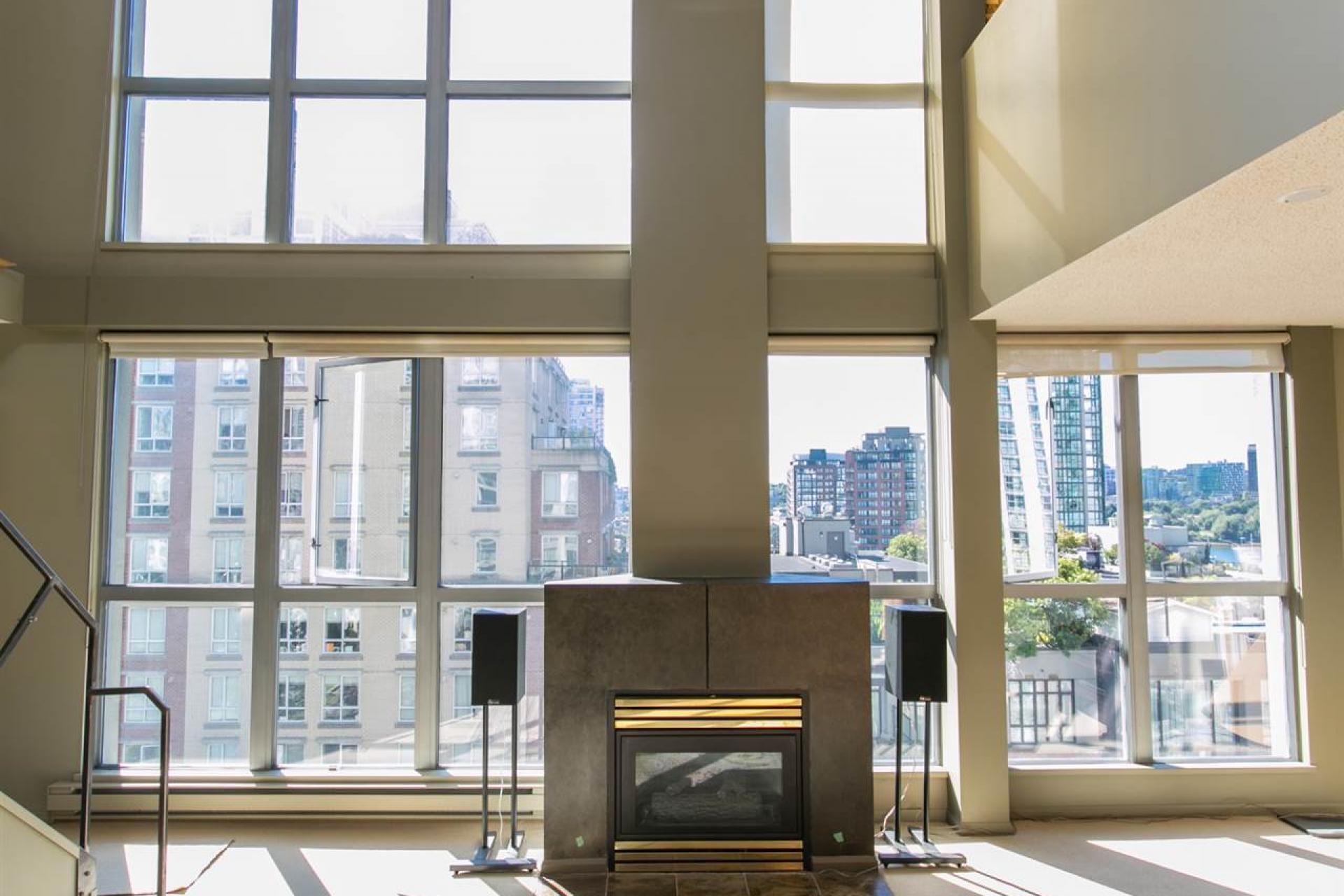808 - 1238 Richards Street, Yaletown, Vancouver West
