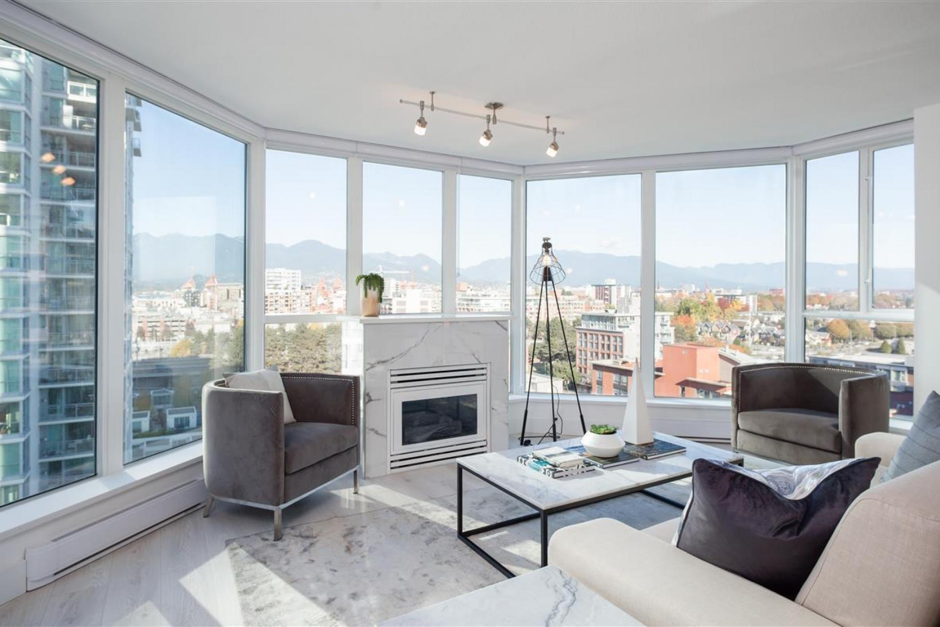 1204 - 1088 Quebec Street, Mount Pleasant VE, Vancouver East