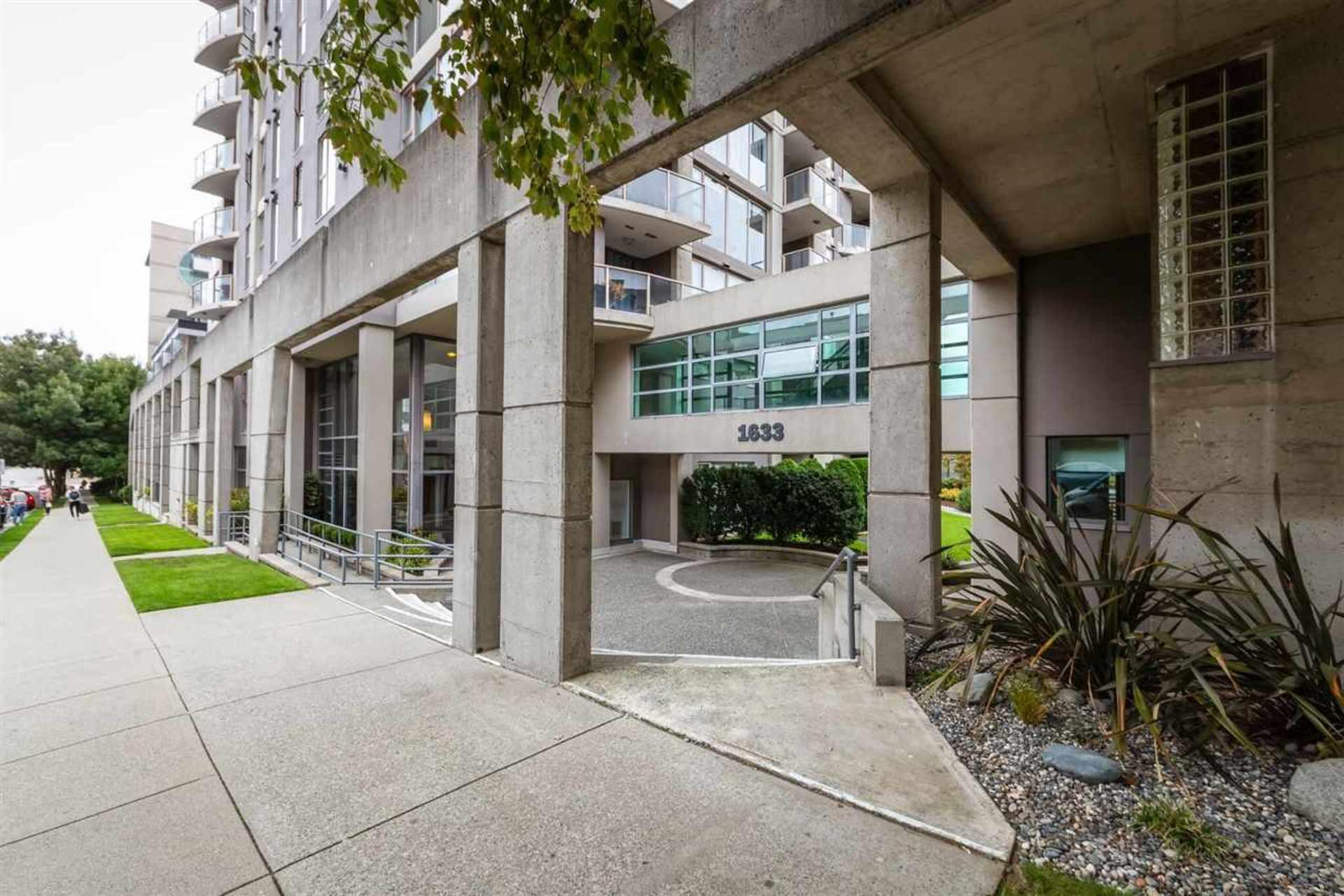207 - 1633 W 8th Avenue, Fairview VW, Vancouver West