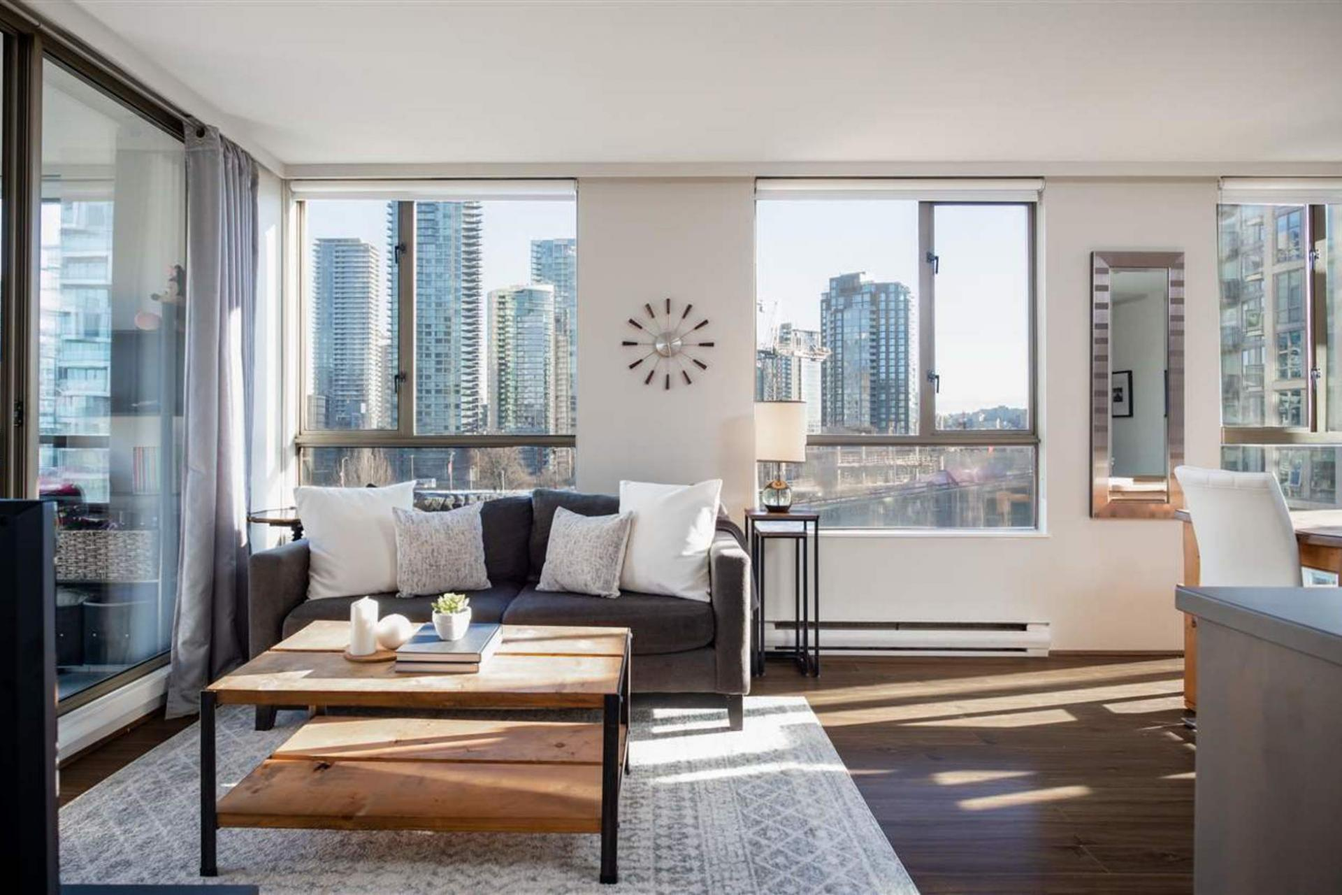 803 - 888 Pacific Street, Yaletown, Vancouver West