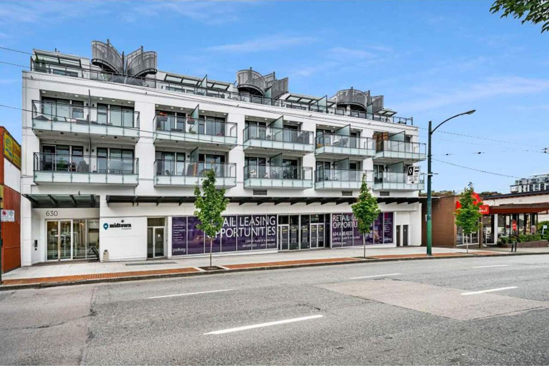 307 - 630 E Broadway, Mount Pleasant VE, Vancouver East