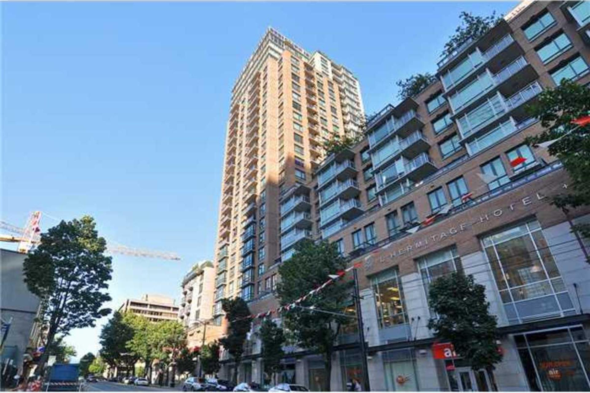 1205 - 788 Richards Street, Downtown VW, Vancouver West