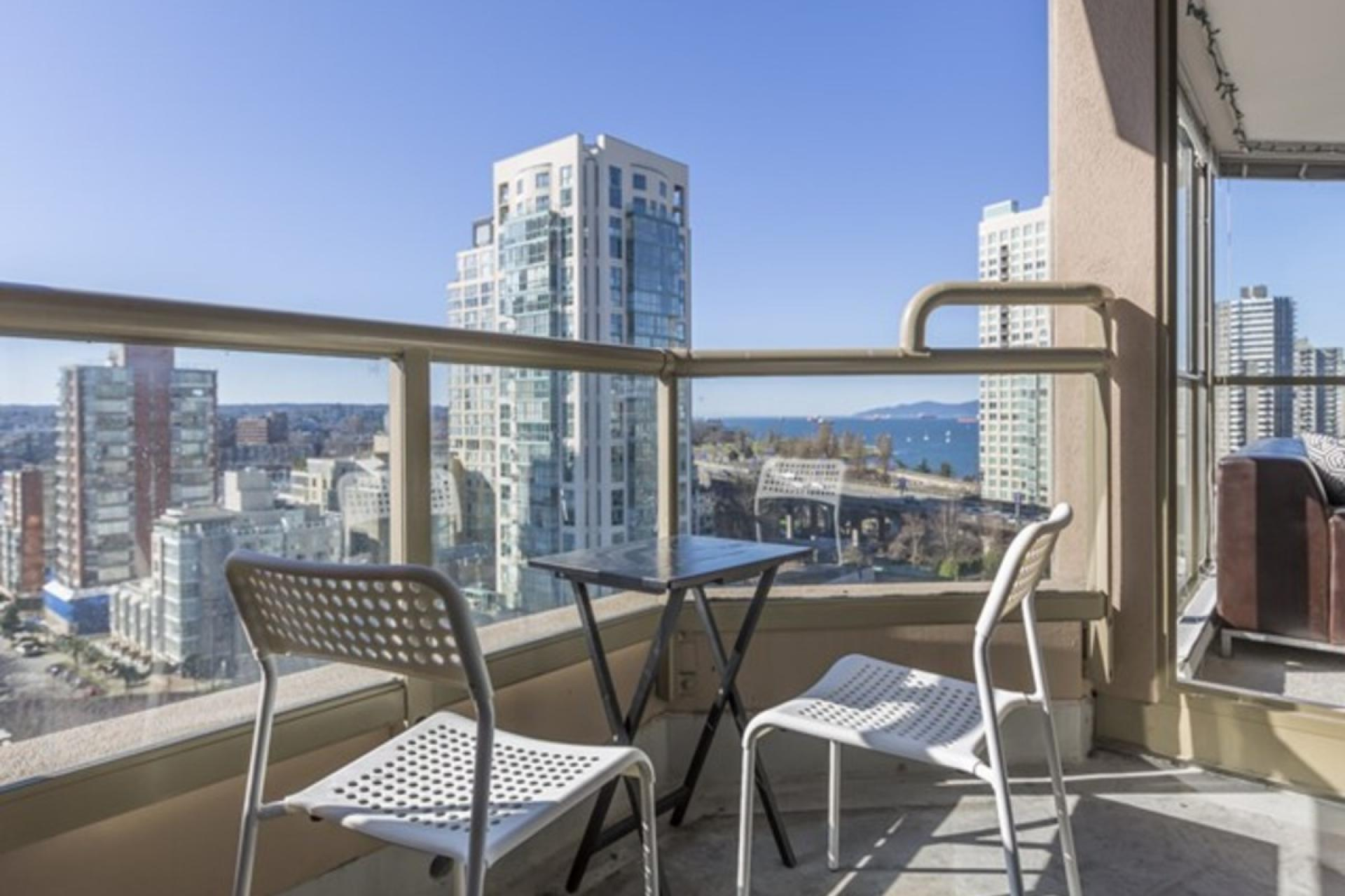 1008 - 888 Pacific Street, Yaletown, Vancouver West