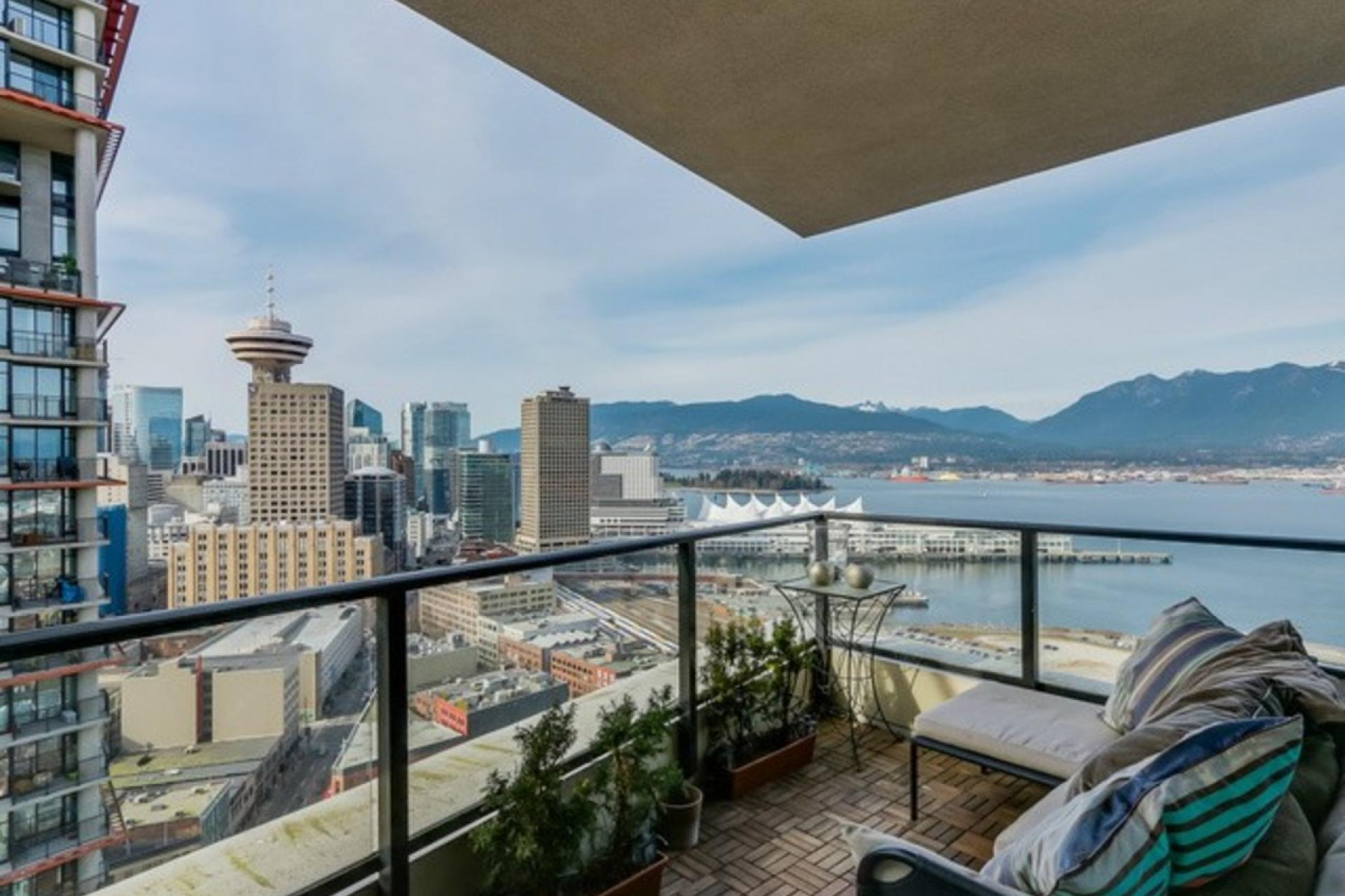 2909 - 108 West Cordova Street, Downtown VW, Vancouver West